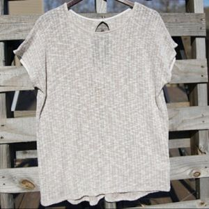 NWT soft knit top